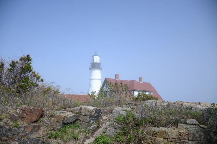 Portland Maine (203/364)
