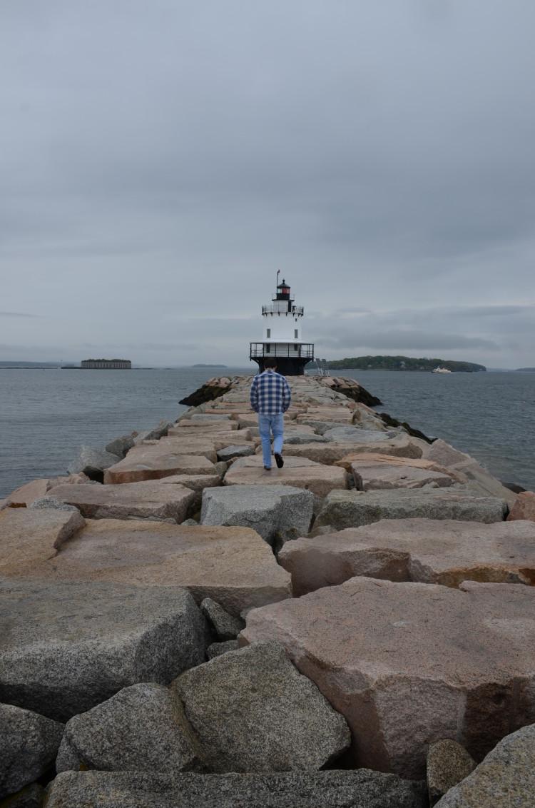 Portland Maine (312/364)